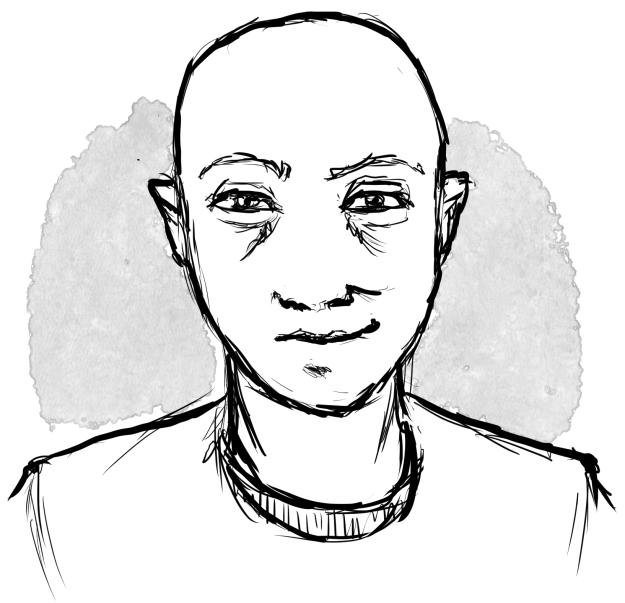 Bald Astrid